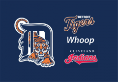 Tigers Whoop the Indians Tour