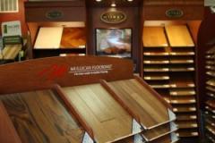 Natural hardwood flooring Installation