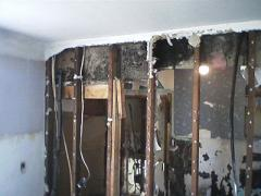 Fire & Smoke Damage Clean-up and Repairs