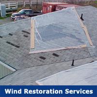 Wind Damage & Restoration