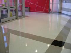 Stripping & Waxing  floors