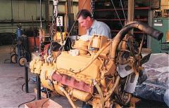 Construction Equipment Repair Services