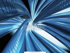 Fiber optic cabling