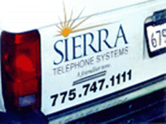 Sierra Telephone Systems servicing