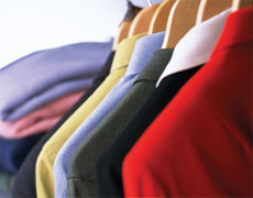 Drycleaning Garments