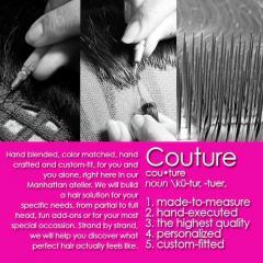 Custom Hair System Creation
