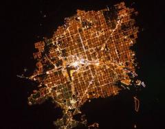 Apollo Night Flight over Las Vegas Strip Tour