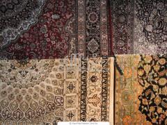 Repairs area rugs
