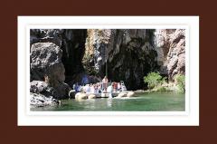 Colorado River Smooth Water Rafting