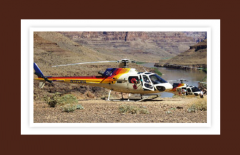 Grand Canyon Skywalk Deluxe Helicopter Adventure (Helicopter/Airplane/Skywalk) Tour