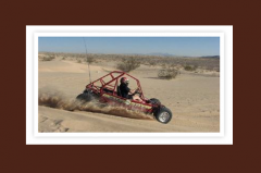 Mini Baja Extreme Adventure at Nellis Dunes (Mini
