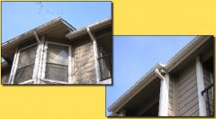 New and Replacement Gutters