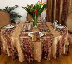Tablecloths and Napkins cleaning