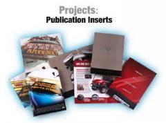 Publication inserts