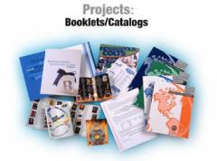 Catalog and booklet printing