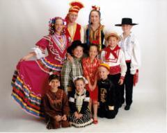 International Children's Chorus Performance