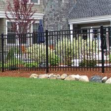 Ornamental Fence Installation