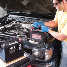 Automotive battery repair
