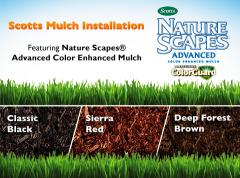 Landscaping Mulch Delivery