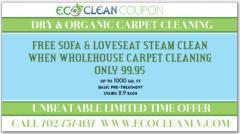 Carpet Cleaning Las Vegas | Eco Clean