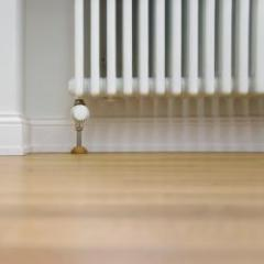 Radiant Heating System Installation