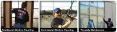 Window Cleaning Services for both: Residential