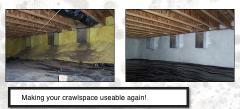Crawlspace Services