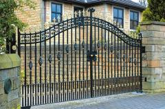 Steel & Wrought Iron Design