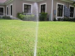 Irrigation & Sprinkler Services