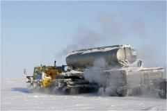 Arctic All-Terrain Transportation