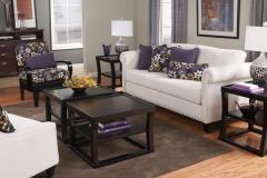 Lenox Black Dahlia Furniture Rental