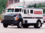 Garda's Armored Transportation services