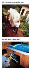 Hot Tub Installation & Maintenance