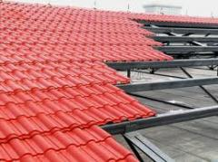 Single Ply PVC Roofing