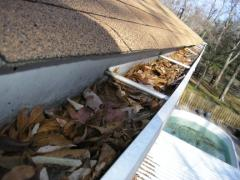 Gutter Installation and Maintenance