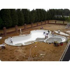 Installation Of Pools