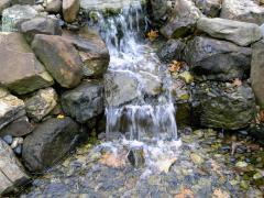 Water Features- Waterfalls