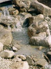 Garden Ponds & Backyard Waterfalls