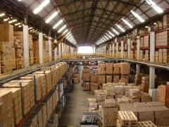 Contract Warehouse Space