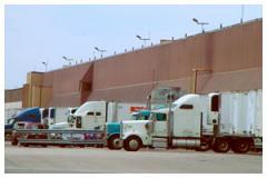 In-House trucking - FTL & LTL