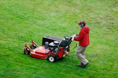 Lawn Mowing, Trimming, & Edging