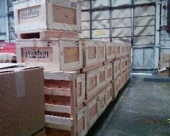 Crating & De-Containerization Services