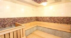 Steam & Dry Saunas