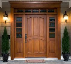 Entry Doors Installation Services
