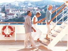 Crystal Cruises: 7 - 10 Night Summer