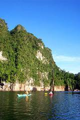 Khao Sok National Park Kayaking Tour