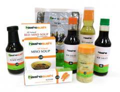Hissho Sushi Products