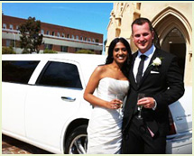 Weddings/Reception Limo Services