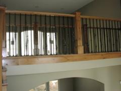 Stairs and Stair Rails