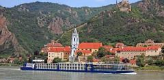 Legendary Danube River Cruise